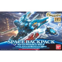 Option Unit Space Pack for Gundam G-Self HG by Bandai