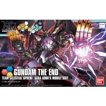 Gundam The End HGBF by Bandai