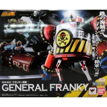 Soul of Chogokin GX-63 General Franky