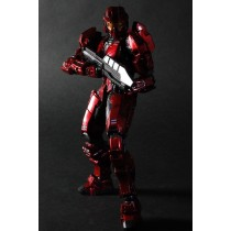 Halo Combat EV Spartan Mark 5 red Pak