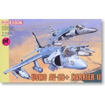 USMC AV-8B Harrier II Plus (2 kits)