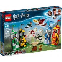 Harry Potter Lego Partita di Quidditch