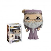 HARRY POTTER - POP Vinyl 15 Dumbledore with Wand