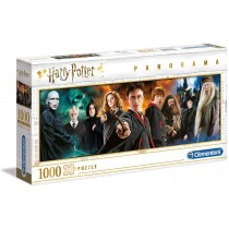 Puzzle Panorama  Harry Potter 1000 pezzi Clementoni