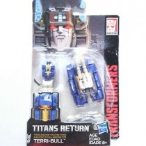 Titan Return Terri Bull