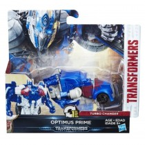 Turbo Changer Optimus Prime Hasbro