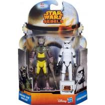 Hasbro Garazeb Orrelios & Stormtrooper