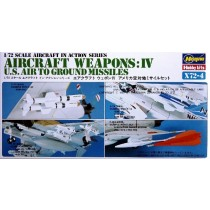 Aircraft Weapons IV U.S. Air Ground Missiles Set