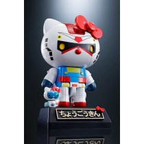 Gundam Hello Kitty Chogokin