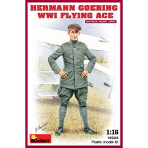 Hermann Goering (WWI Flying Ace) by MiniArt