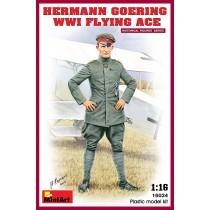 Hermann Goering (WWI Flying Ace) by MiniArt
