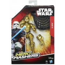Hero Mashers Star Wars Hasbro C-3PO