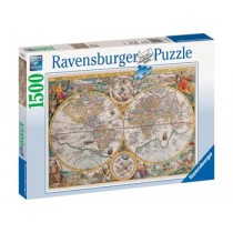 Historical World map Ravensburger