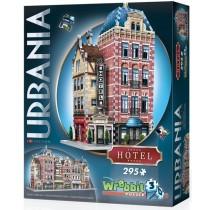 Wrebbit Puzzle 3D Urbania Hotel