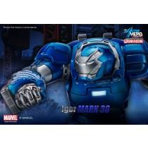 Action Hero Iron Man 3 Mark 38 Dragon