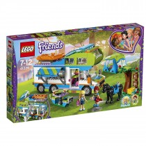 Lego Friends Il camper van di Mia New 01-2018
