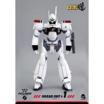 Patlabor Robo Dou Ingram Unit 1 Action Figure