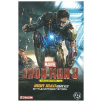 Model Kits Iron Man III Mark XLII
