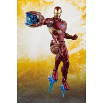 AIW Iron Man MK50 & Tamashii Stage S.H. Figuarts
