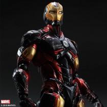 Marvel Comics Variant Play Arts Kai Iron Man