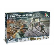 Pegasus Bridge Glider Assault