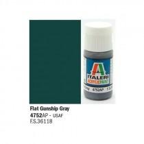 Flat Gunship Grey