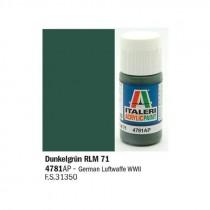 Dunkelgrun RLM 71