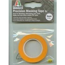 Nastro di precisione per mascheratura 2x (3mm x 18mm) Italeri