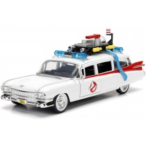 Cadillac Ghostbuster Ecto 1 1959 Jada Toys