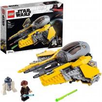 LEGO- Jedi Interceptor di Anakin Star Wars