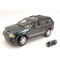 Jeep Grand Cherockee 2005 Metallic Green by Maisto