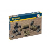 Jerry Cans Italeri