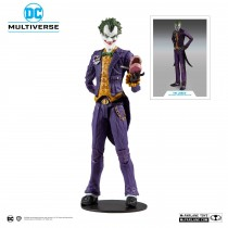 Batman Arkham Asylum Action Figure Joker 18 cm