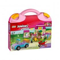 Mia's Farm Suitcase Lego Juniors