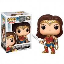 POP Vinyl 206 Wonder Woman