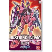Justice Gundam by Bandai