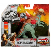 Jurassic World Pachycephalosaurus Battle Damage