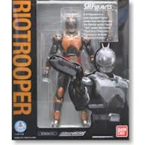 Kamen Rider Faiz Ritrouper Figuarts