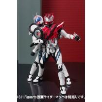 Kamen Rider Drive type Heat Figuart Bandai
