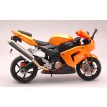Kawasaki Ninja ZX-10 R Orange Metallic by Maisto