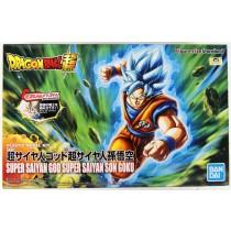 Figure Rise Super Saiyan God Son Goku