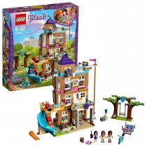 Lego Friends La casa dell amicizia 01-2018 41340