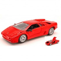 Lamborghini Diablo 1990 Red by Maisto