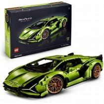 LEGO- Technic Lamborghini Sián FKP 37 Modello da Collezione Esclusivo 42115