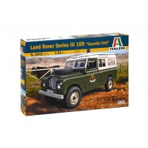 Land Rover Serie III 109 Guardia Civil Italeri