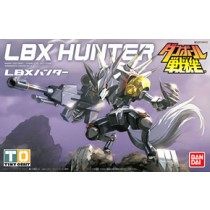 Hunter LBX Bandai
