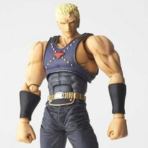 Fist of the North Star Action Figure Revoltech Yamaguchi Thouzer