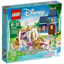 Serata incantata Cenerentola Lego Disney