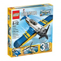 Aviation Adventure Lego Creator