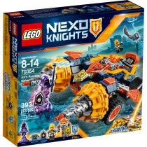 Axl's Rumble Maker lego Nexo Nights